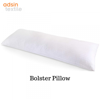 Adsin Bolster Pillows Virgin HollowFibre Nursing Maternity Pregnancy Body Back Support