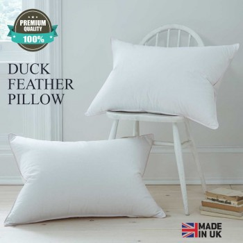 Duck Feather Pillow 15% Down